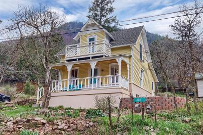 Palmer Lake Single Family Home Active: 328 Largo Avenue