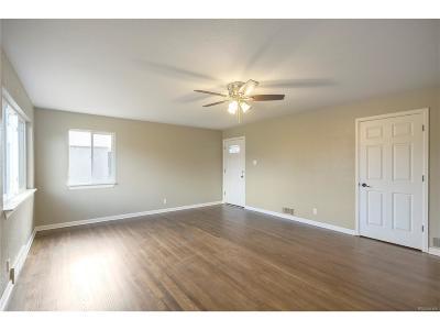 Aurora CO Single Family Home Active: $269,900