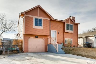 Longmont Single Family Home Under Contract: 2129 Tulip Street