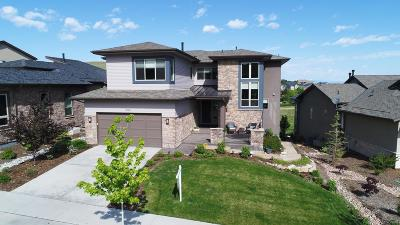 Lone Tree Single Family Home Under Contract: 10461 North Sky Drive