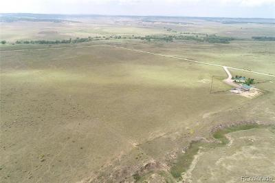 Kiowa CO Residential Lots & Land Active: $189,900