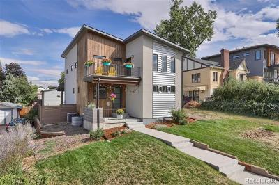 Denver, Lakewood, Centennial, Wheat Ridge Single Family Home Active: 5130 Perry Street