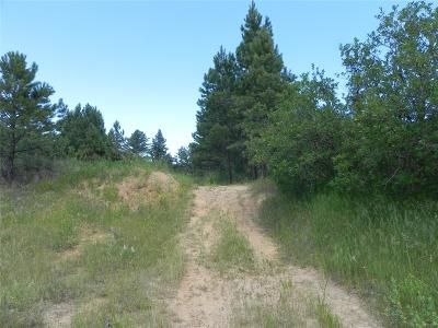Larkspur CO Residential Lots & Land Active: $9,500