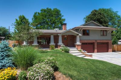 Wheat Ridge Single Family Home Active: 11569 West 39th Avenue