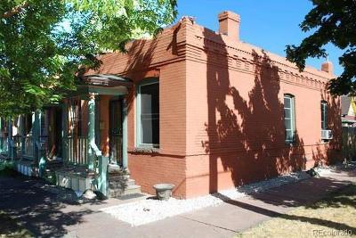 Denver Condo/Townhouse Under Contract: 101 West Maple Avenue