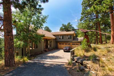 Golden Single Family Home Active: 28776 Summit Ranch Drive