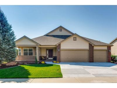 Longmont Single Family Home Under Contract: 11800 North Beasly Road