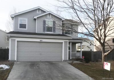 Longmont Single Family Home Under Contract: 10690 Butte Drive