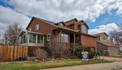 Lafayette Single Family Home Under Contract: 1641 Erin Way