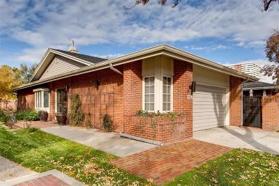 Single Family Home Under Contract: 2552 East Alameda Avenue #124