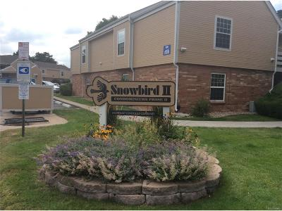 Jefferson County Condo/Townhouse Active: 3344 South Ammons Street #16-205