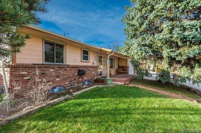 Morrison Single Family Home Sold: 4641 South Cole Way