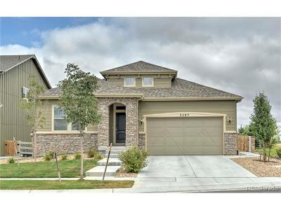Broomfield Single Family Home Under Contract: 2507 Prospect Court