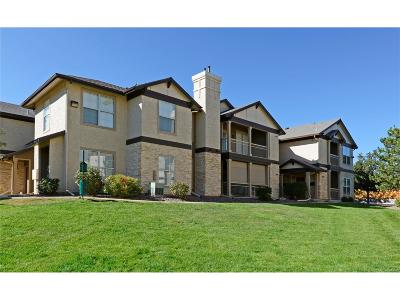 Littleton Condo/Townhouse Active: 7473 South Quail Circle #522