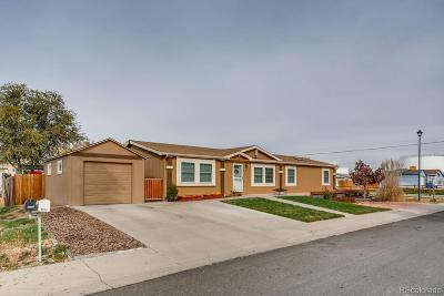 Commerce City Single Family Home Under Contract: 6071 East 82nd Avenue