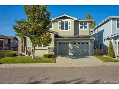 Highlands Ranch Single Family Home Active: 3350 Ashworth Avenue