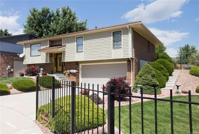 Lakewood Single Family Home Active: 13803 West Iliff Avenue