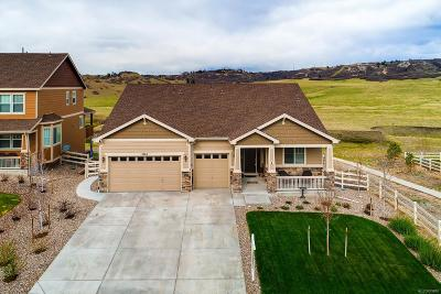 Crystal Valley Ranch Single Family Home Under Contract: 5744 Clover Ridge Circle