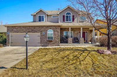 Frederick Single Family Home Under Contract: 9040 Eldorado Avenue