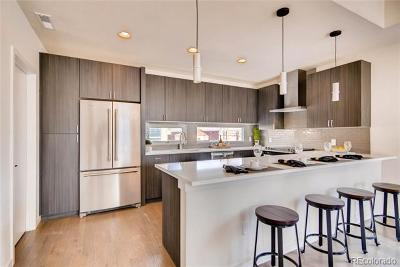Condo/Townhouse Under Contract: 2019 South Marion Street