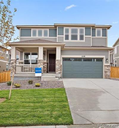 Thornton Single Family Home Active: 12188 Oneida Street