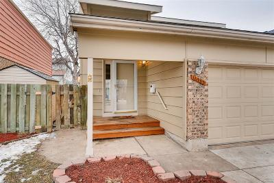 Northglenn Single Family Home Under Contract: 11783 Logan Street