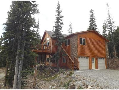 Park County Single Family Home Active: 179 Silverheels Circle