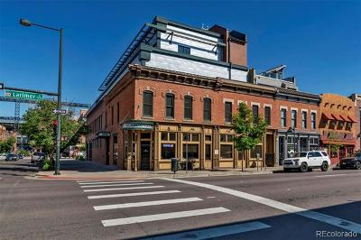 Denver Condo/Townhouse Active: 2101 Larimer Street #302