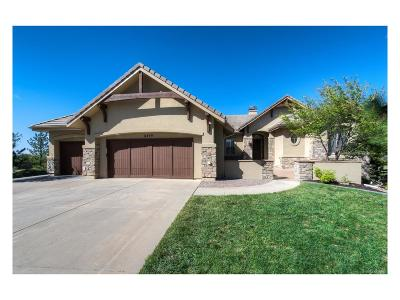 Castle Rock Single Family Home Active: 6259 Oxford Peak Court