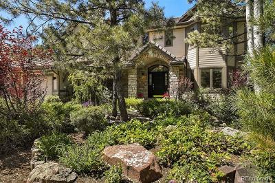 Castle Pines Village Single Family Home Active: 833 Good Hope Drive