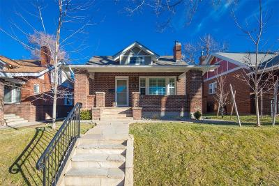 Denver CO Single Family Home Active: $985,000