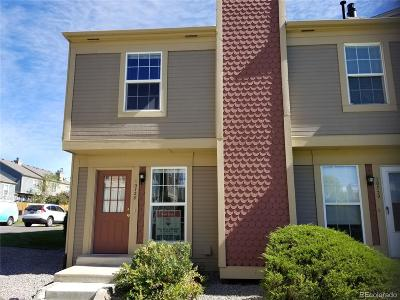 Parker Condo/Townhouse Under Contract: 10728 Foxwood Court