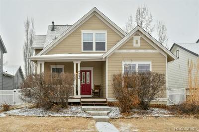 Longmont Single Family Home Active: 4234 San Marco Drive
