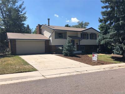 Centennial Single Family Home Active: 1420 East Kettle Avenue