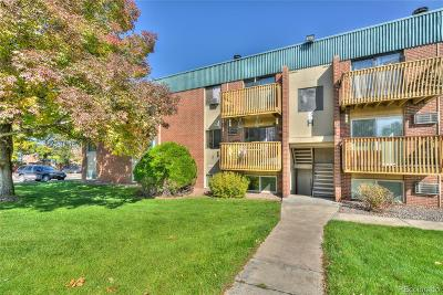 Denver Condo/Townhouse Under Contract: 5995 West Hampden Avenue #H14