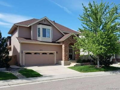 Highlands Ranch Single Family Home Under Contract: 5404 Cloverbrook Circle