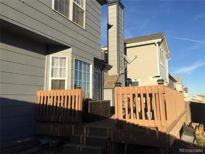 Littleton Single Family Home Active: 7599 Elmwood Street