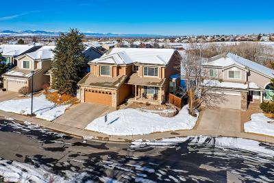 Highlands Ranch Single Family Home Under Contract: 6541 Shea Place