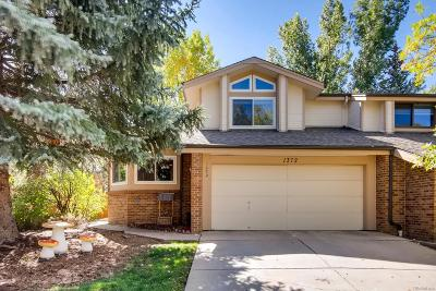 Highlands Ranch Condo/Townhouse Active: 1372 Northcrest Drive