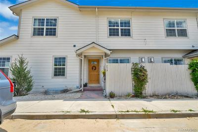 Kiowa Condo/Townhouse Under Contract: 645 Yuma Loop #203