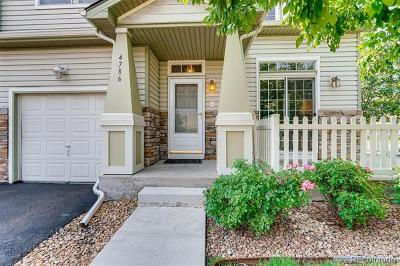 Wheat Ridge Condo/Townhouse Active: 4786 Flower Street