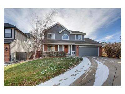 Littleton Single Family Home Under Contract: 9682 West Long Avenue
