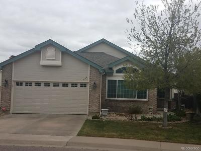 Aurora, Denver Single Family Home Active: 4149 South Granby Circle