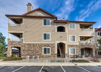 Littleton Condo/Townhouse Under Contract: 8457 South Hoyt Way #301