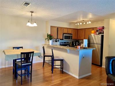 Aurora Condo/Townhouse Active: 4460 South Pitkin Street #127