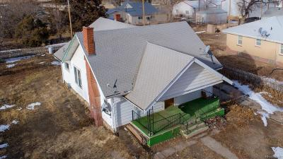 Deer Trail Single Family Home Active: 435 2nd Avenue