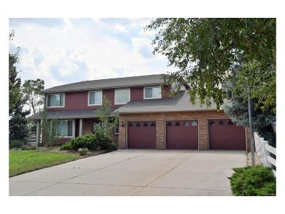 Arvada Single Family Home Active: 7737 Orion Street