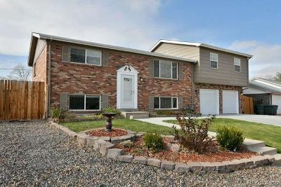Northglenn Single Family Home Active: 11915 Spring Drive