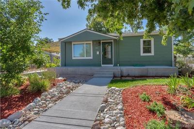 Single Family Home Active: 1405 South Newton Street