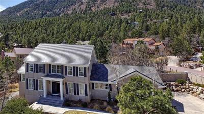 Broadmoor Single Family Home Under Contract: 1585 Old Stage Road